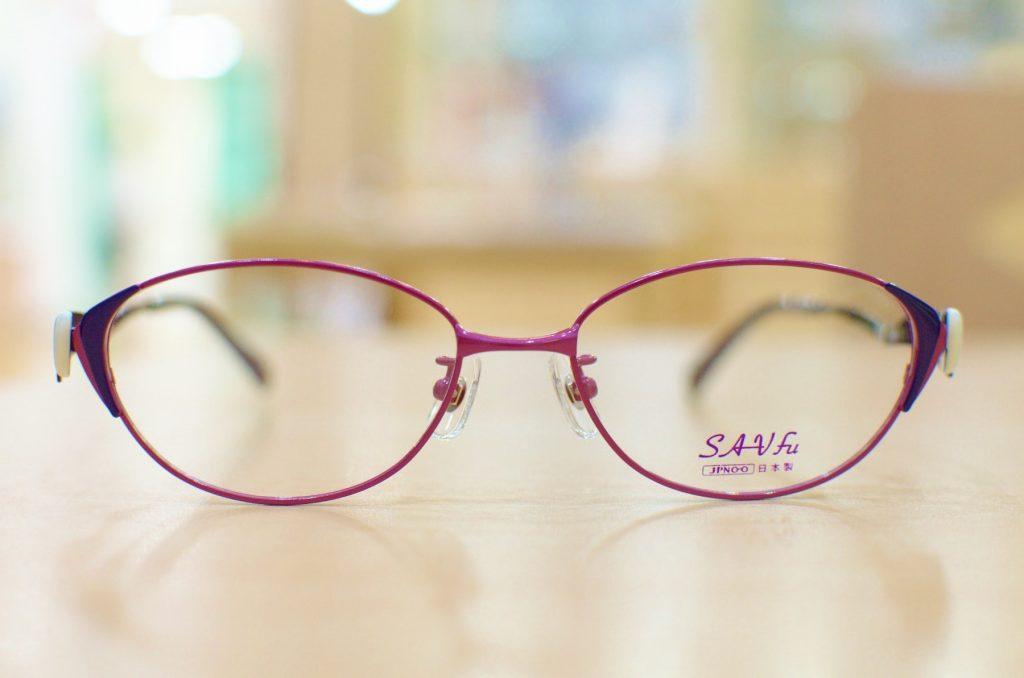 SAVfu メガネ SA-6221 画像 サブフ