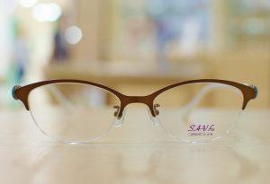 SAVfu メガネ SA-6211
