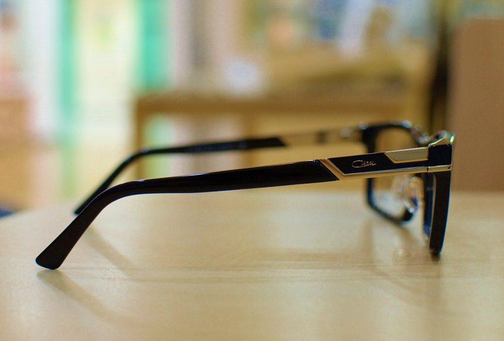 カザール 6015/1 Col.001 メガネ 横
