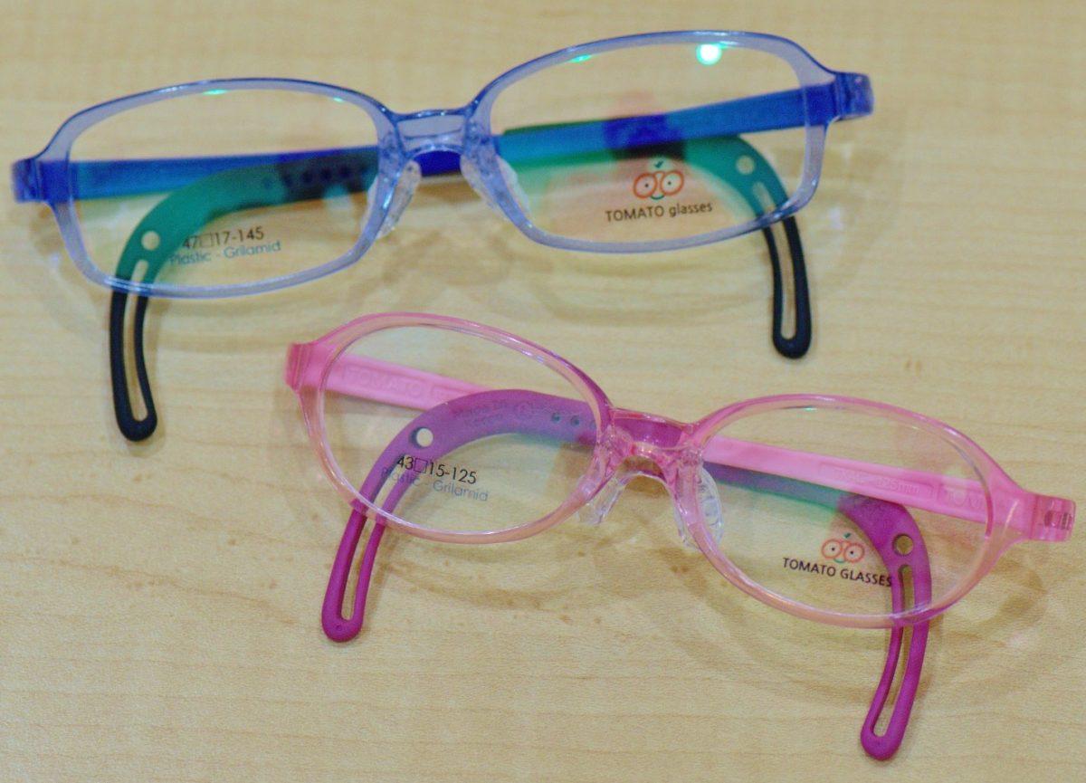 トマトグラス メガネ 子供 メガネのウィズ