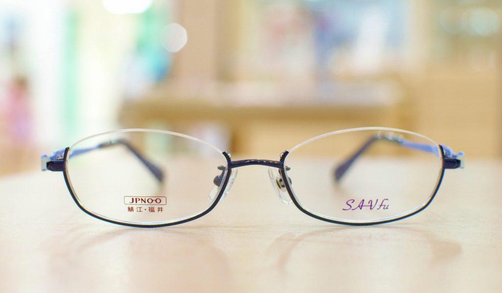 SAVfu メガネ SA-6217