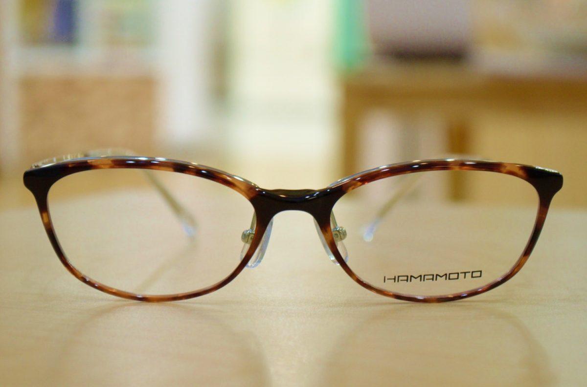 HAMAMOTO ハマモト メガネ